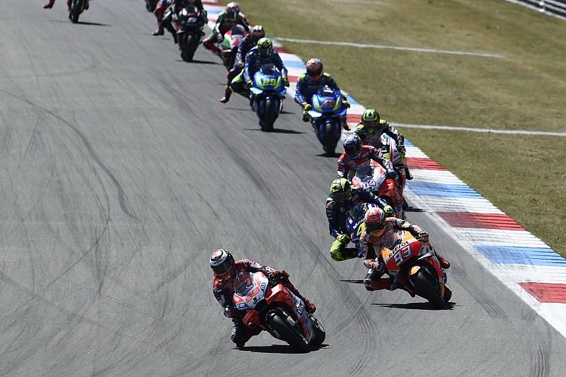 Старт Лоренсо в Ассен - найкращий в історії MotoGP?