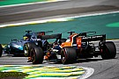 Fernando Alonso entnervt: