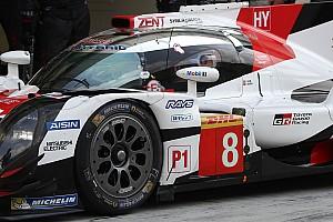 WEC Actualités Alonso boucle son roulage matinal avec Toyota à Bahreïn