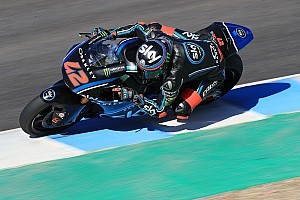 Moto2 Test Test Jerez, Giorno 1: Bagnaia parte a razzo e precede Marquez e Pasini