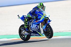 MotoGP Топ список Відео: 360-градусний онборд з мотоцикла Suzuki на трасі в Арагоні