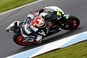 Moto2 Breaking news Aegerter launches Moto2 crowdfunding campaign