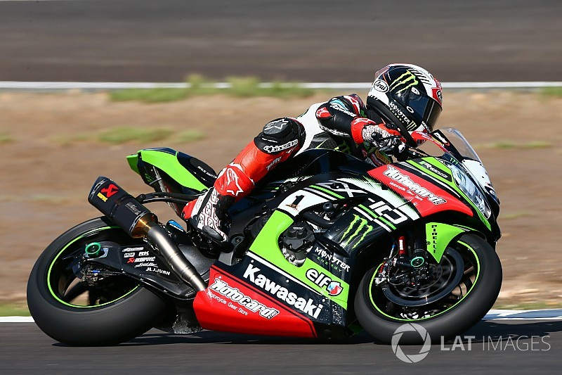 WSBK Jerez: Zege voor Rea na late opgave Melandri