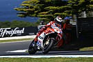 Ducati in Phillip Island: Dovizioso positiv, Lorenzo negativ überrascht