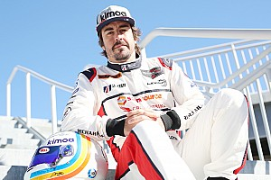 IMSA Breaking news Alonso using Rolex 24 as basis for Le Mans decision