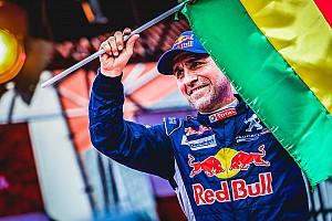 Dakar Breaking news Peterhansel loses Dakar lead after stoppage