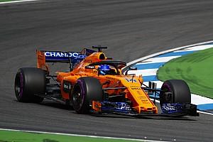 阿隆索:迈凯伦70%的赛车重心转向2019赛季