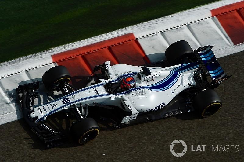 Williams se recusa a discutir velocidade de Kubica