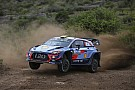 Argentina WRC: Mikkelsen takes lead ahead of Tanak