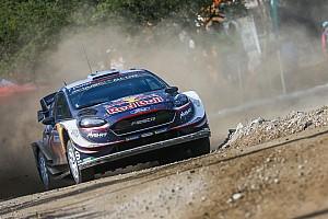 WRC News M-Sport will bei der WRC-Rallye Portugal zurückschlagen
