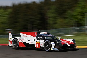 WEC 速報ニュース トヨタ7号車が予選タイム抹消。1周遅れでのピットレーンスタートへ