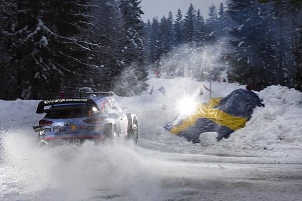 WRC Самое интересное Третий нескандинавский: герои и антигерои Ралли Швеция