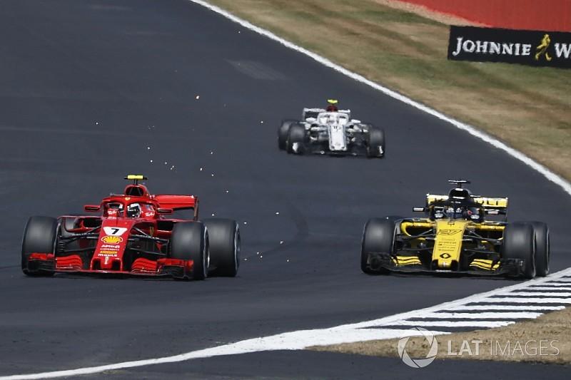 Renault, Ferrari'nin güç ünitesindeki gelişiminden etkilendi