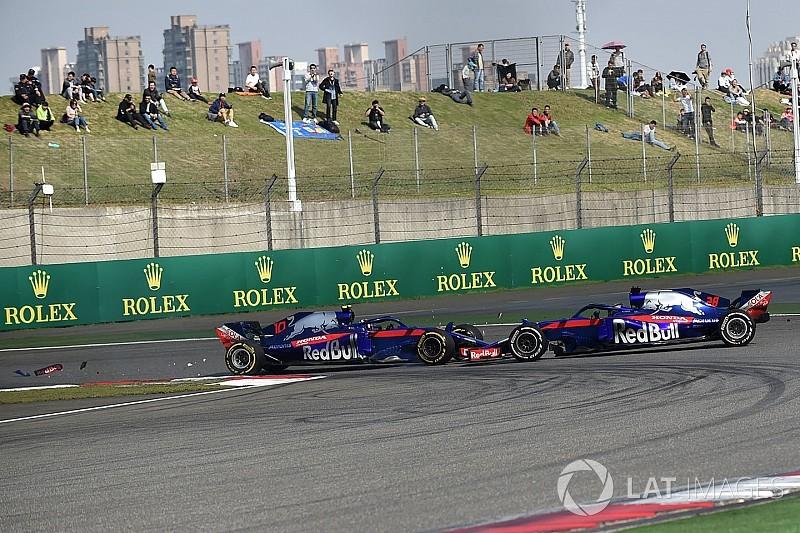 Von wegen Verschwörung: Toro-Rosso-Stallorder ging schief!