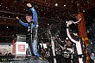 NASCAR Cup Clint Bowyer riding a