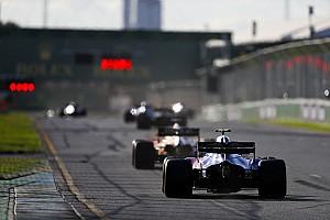 Формула 1 Результаты Стартовая решетка Гран При Австралии