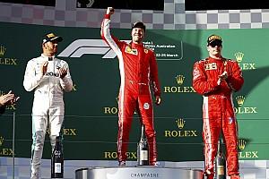 Formel 1 Fotostrecke Alle Formel-1-Sieger des GP Australien in Melbourne