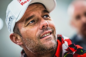 WRC Actualités Loeb n'a