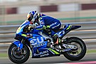 Suzuki im Ducati-Sandwich: Rins und Iannone loben Fortschritte
