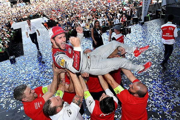 Formula E Mexico City ePrix: Abt gets first win, disaster for Rosenqvist