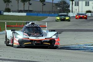 IMSA Practice report Sebring 12 Hours: Castroneves tops first practice for Penske