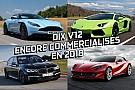 Auto Dix V12 encore commercialisés en 2018