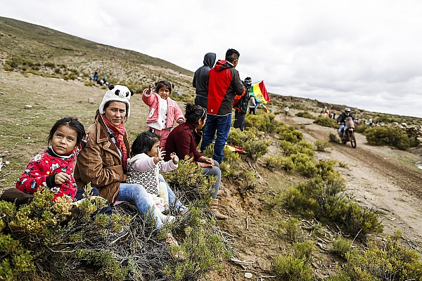 Dakar Noticias Bolivia también se baja del Dakar 2019