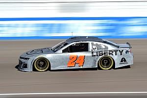 NASCAR Cup Reporte de prácticas Byron lideró la última sesión de cara a los duelos y Suárez en 8°