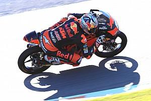 Moto3 Nieuws Bendsneyder mikt op podium in laatste Moto3-race