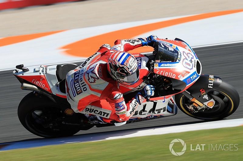 Ducati défavorable au timing du nouveau règlement sur les tests