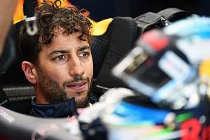 Red Bull mira renovar com Ricciardo até 2020