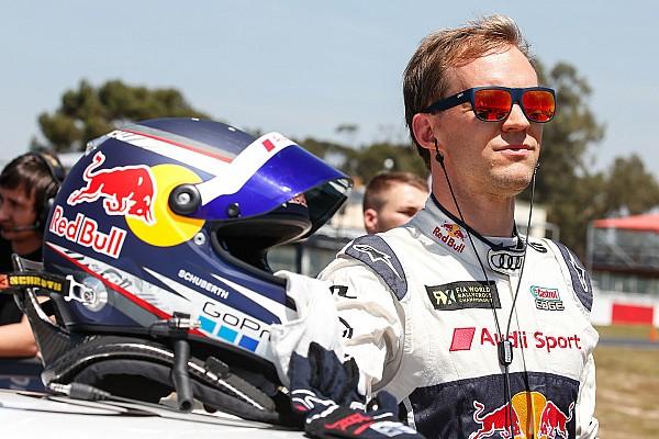 Rallycross-WM WRX Killarney: Mattias Ekström nach turbulentem Qualifying im Vorteil