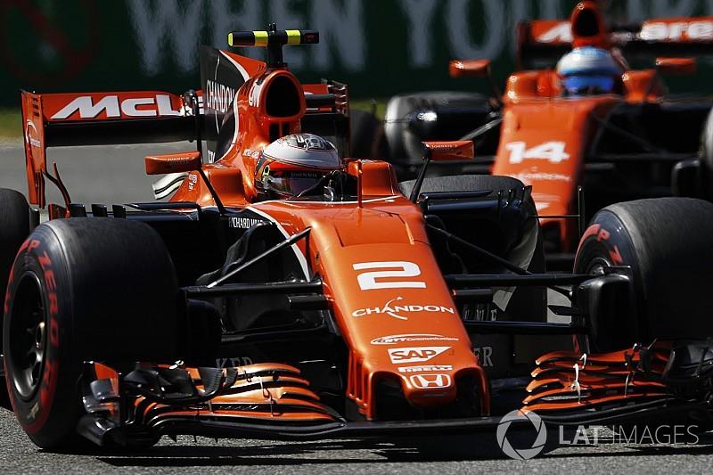 """McLaren sous pression avant sa """"meilleure chance"""" de l'année"""