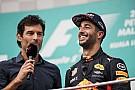 Forma-1 Webber: Ricciardo helye biztos az F1-ben