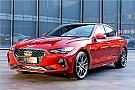 Automotive Genesis G70 2018: Bilder & Infos zu Motoren & Marktstart des BMW-3er-Konkurrenten