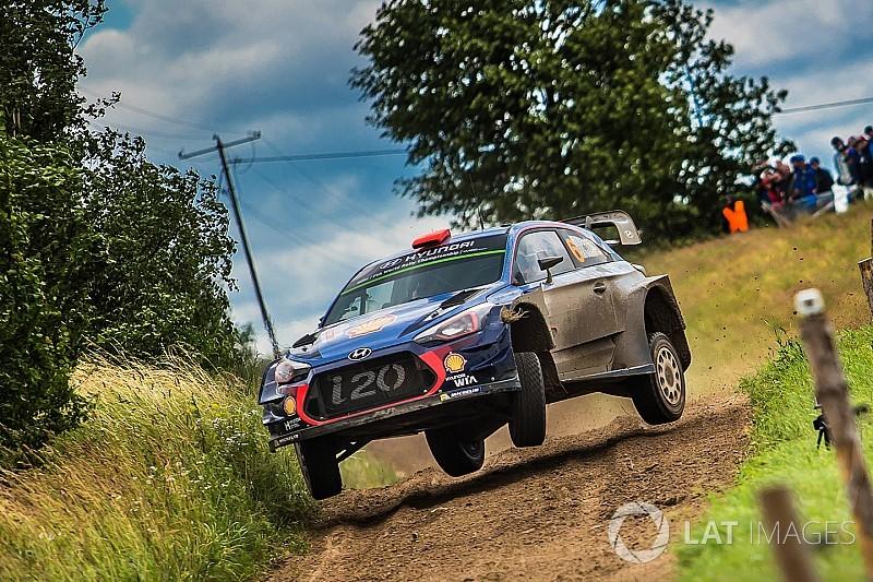 Poland dropped from 2018 WRC calendar