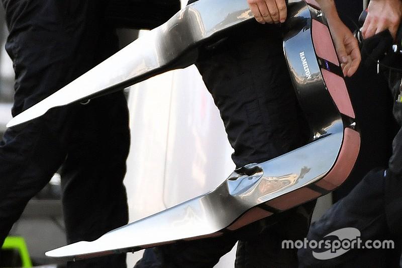 مرسيدس ستغيّر تصميم مشبك مسند الرأس بعد مشكلة باكو