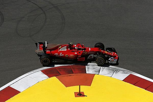 Райкконен показал лучшее время первой тренировки Гран При России