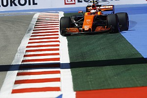 Vandoorne set for grid penalty after fresh engine trouble