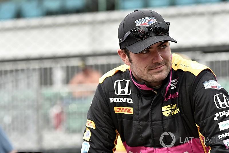 Harvey competirá con SMP en las dos últimas de Indy