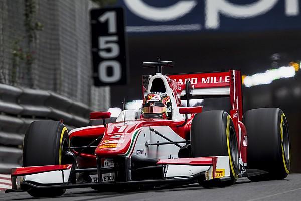 FIA F2 Monaco F2: Leclerc takes pole but faces investigation