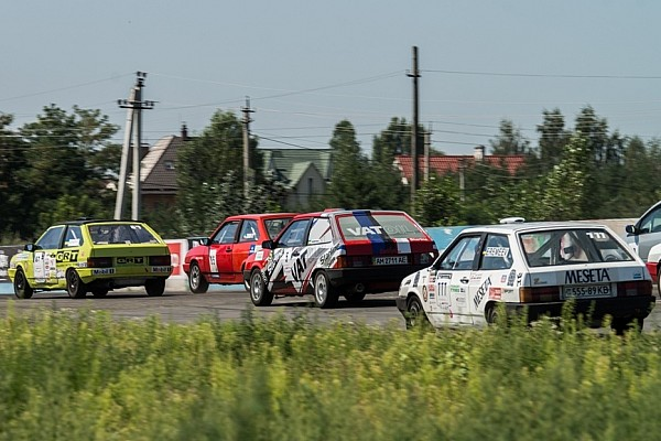 Чемпіонат України з кільцевих гонок: спека у всіх сенсах (Частина 2)