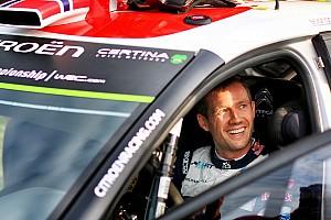 WRC Actualités Meeke: Ogier rejoignant Citroën serait