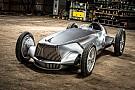 Automotive Infiniti Prototype 9, mobil balap listrik bergaya retro