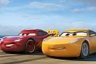 Geral Em Carros 3, McQueen busca direito de parar quando quiser