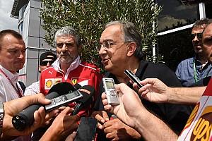 Formula E Breaking news Ferrari belum akan ikut Formula E