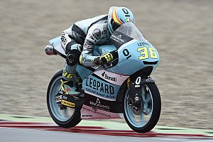 Moto3 Raceverslag Mir verslaat titelrivaal Fenati in Brno, Bendsneyder vierde