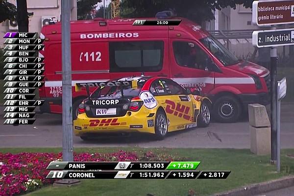 WTCC Son dakika FIA, Coronel'in Vira Real kazasını araştıracak