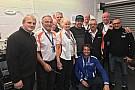 Fernando Alonso presencia el Mundial de Karting en Inglaterra