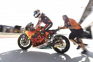 Moto2 Test Tante novità in chiave 2018 in pista nei test della Moto2 ad Aragon